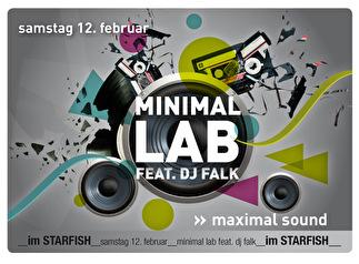 Minimal Lab (flyer)