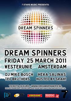 flyer Dream Spinners