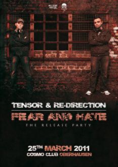 Tensor & re-direction (flyer)