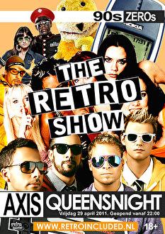 The Retro Show (flyer)