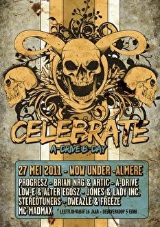 Celebrate (flyer)