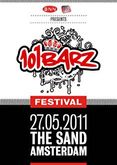 101 Barz Festival (flyer)