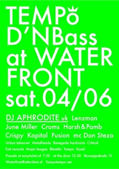 Tempo DNB (flyer)