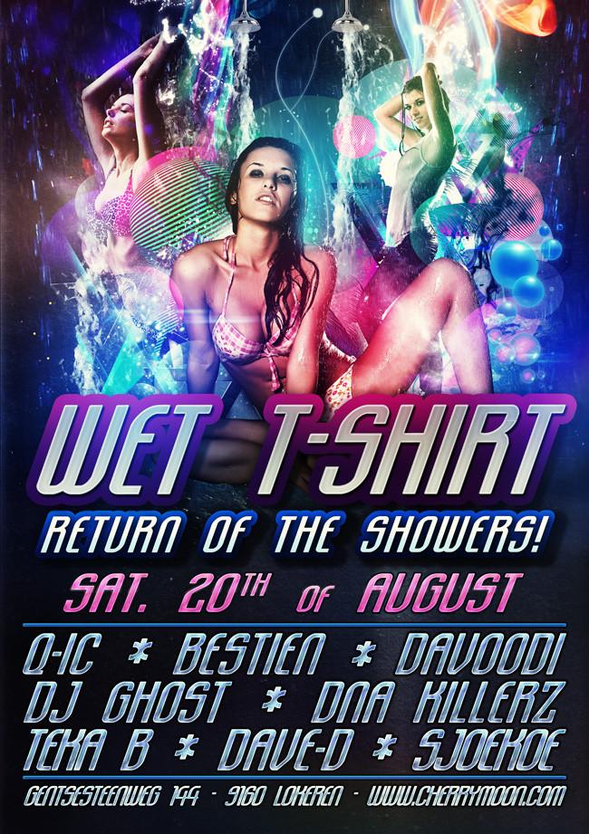 Wet tshirt confest - 3 1