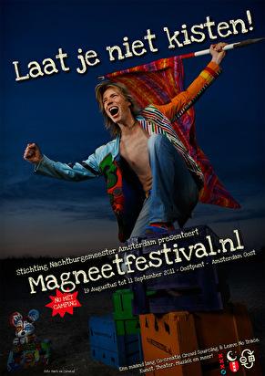 Magneet Festival (flyer)