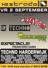 Harderwijk Techno (flyer)