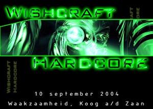 Wishcraft Hardcore (flyer)