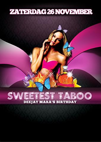 Sweetest Taboo (flyer)