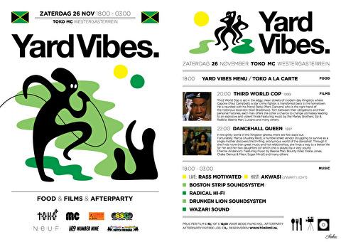 Yard Vibes (flyer)