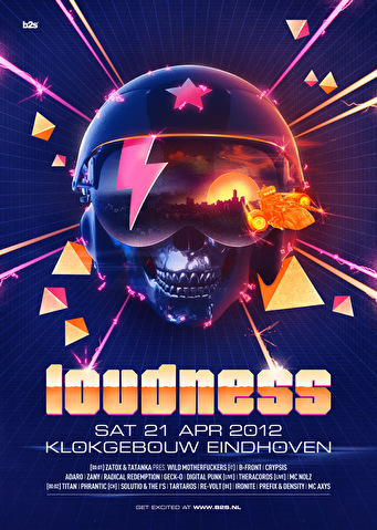 Loudness (flyer)