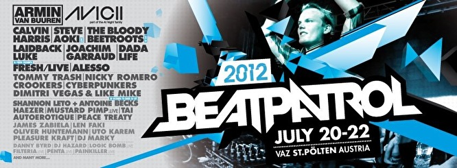 flyer Beatpatrol