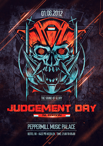 Judgement Day (flyer)
