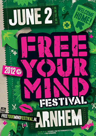 flyer Free Your Mind Festival
