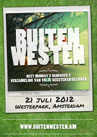Buiten Westen (flyer)