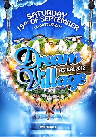 Dream Village (flyer)