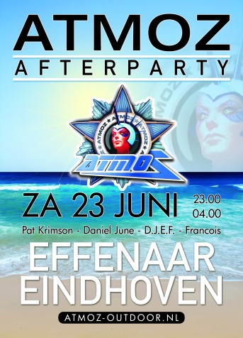flyer Atmoz Classics Afterparty