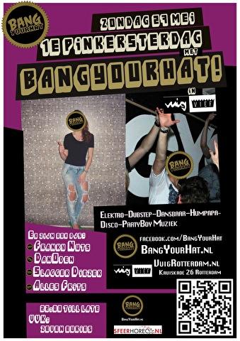 BangYourHat (flyer)