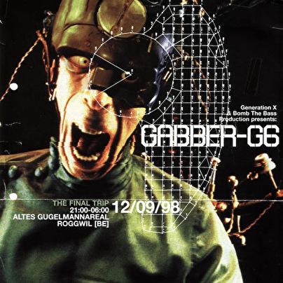 Gabber G6 (flyer)