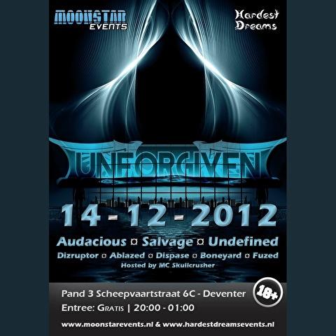 party agenda Decembre 2012