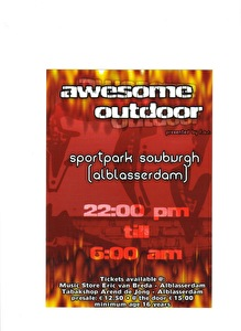 Awesome Outdoor (flyer)
