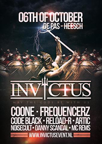 Invictus (flyer)