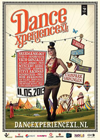 Dance Experience XL (flyer)