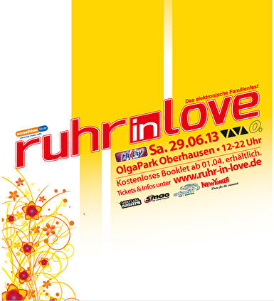 Ruhr in Love (flyer)