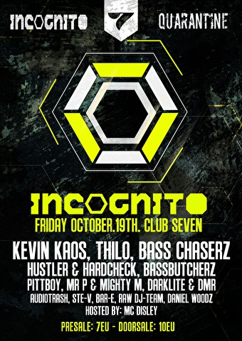 Incognito (flyer)