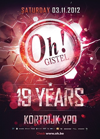 flyer 19 Years The Oh!