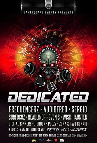 Dedicated (flyer)