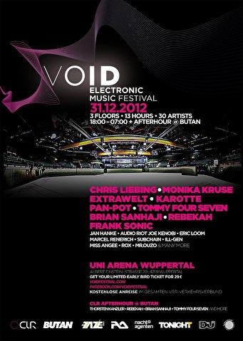VOID (flyer)