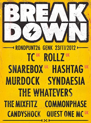 Breakdown (flyer)