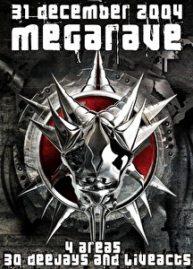 Megarave (flyer)