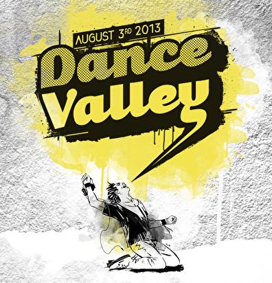 flyer Dance Valley 2013