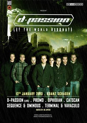 flyer D-Passion