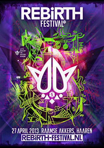 flyer Rebirth Festival 2013