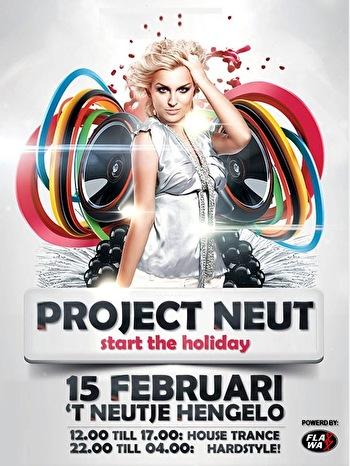 Project Neut (flyer)