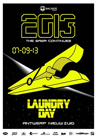 flyer Laundry Day