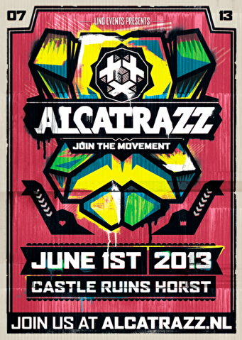 Alcatrazz Festival (flyer)
