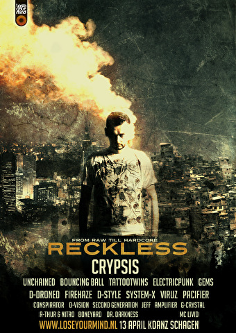 Reckless (flyer)