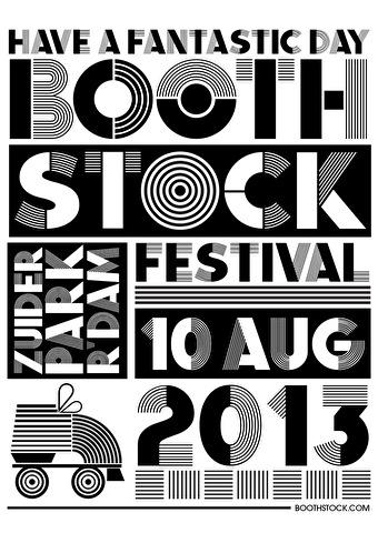Boothstock Festival (flyer)