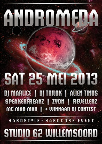 Andromeda (flyer)