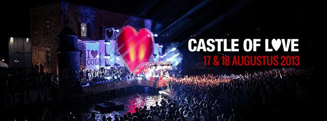 Castle of Love (flyer)