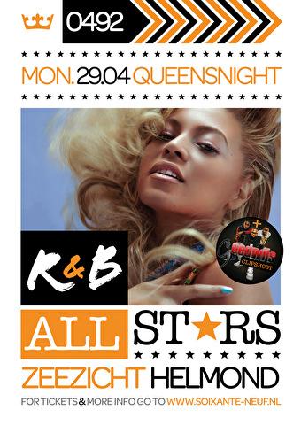 R&B All Stars (flyer)
