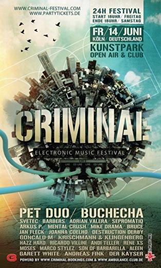 Criminal Day 2013 (flyer)