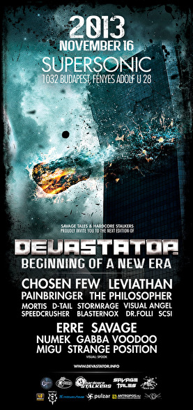 Devastator · Beginning of a New Era · 16 November 2013 8a8f768ff6