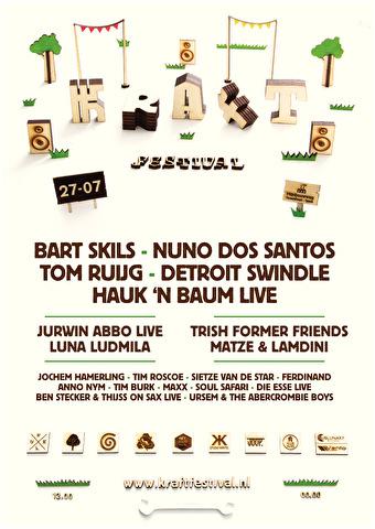 KRAFT Festival (flyer)