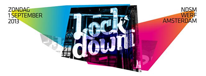 flyer Lockdown Festival 2013