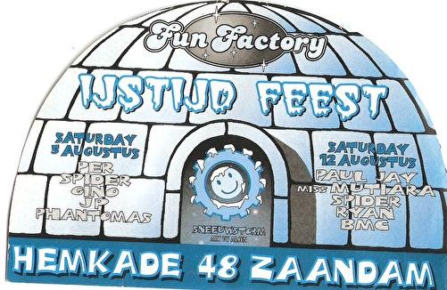 Fun Factory (flyer)