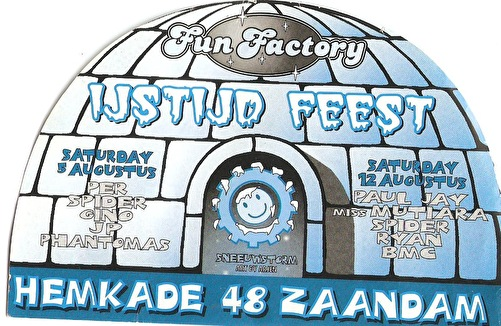 Fun Factory (flyer)